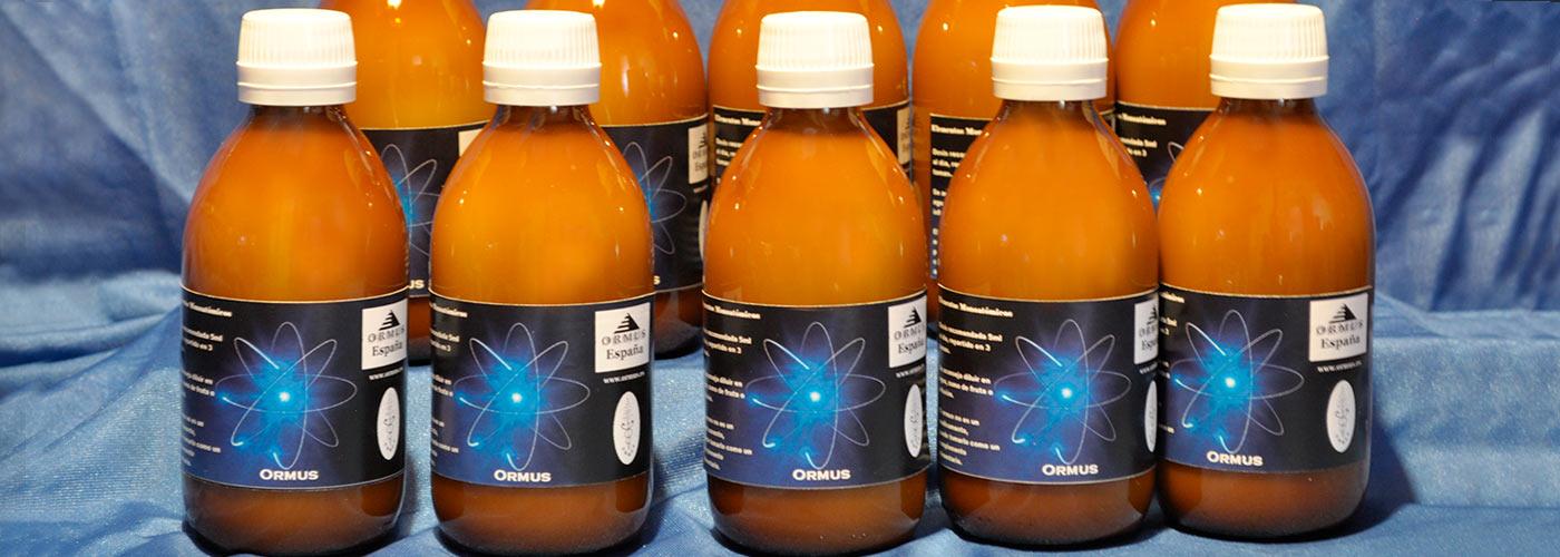 ormus españa comprar online botellas